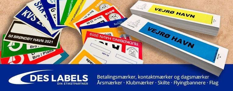 Des Labels