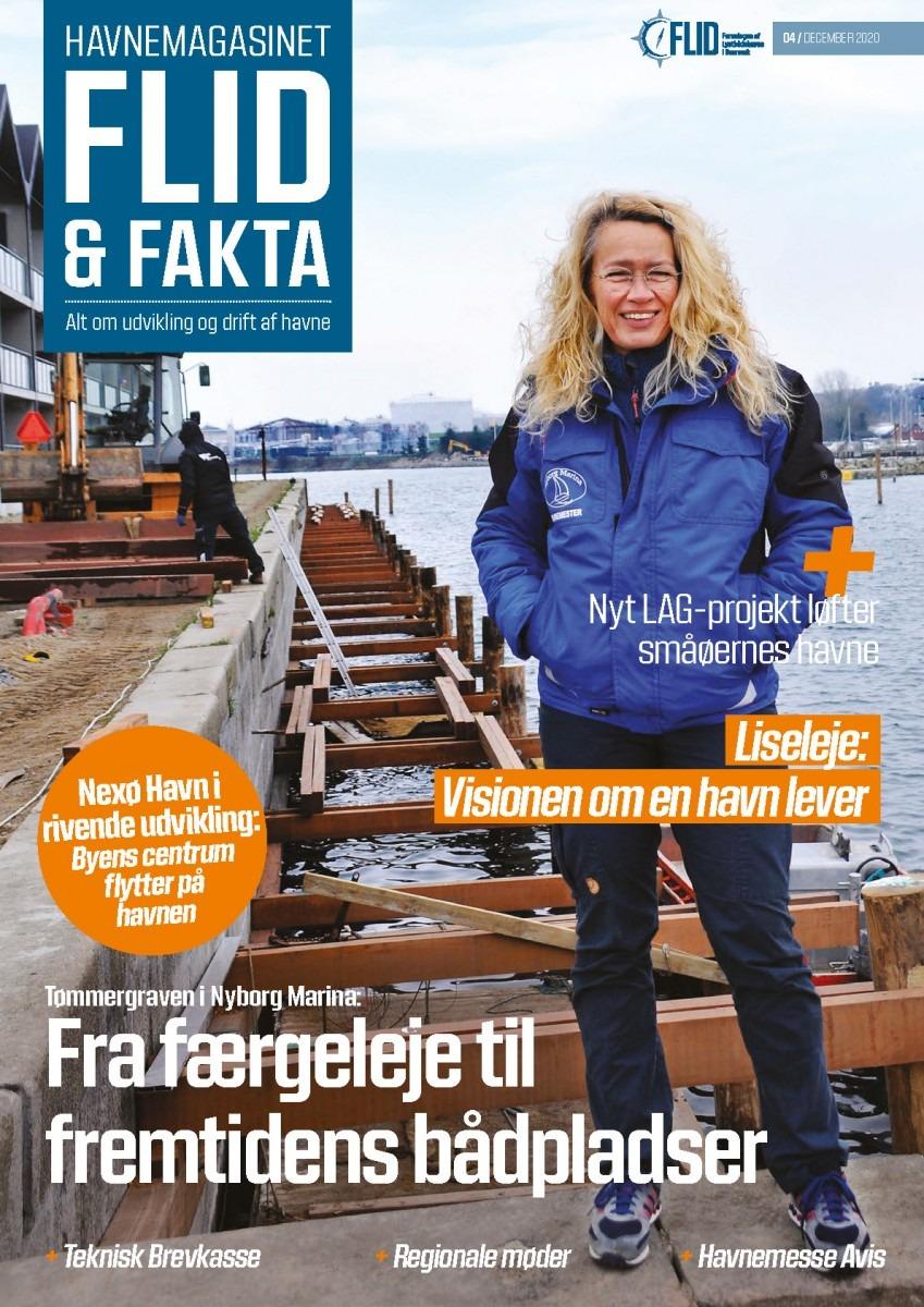 Havnemagasinet FLID & FAKTA